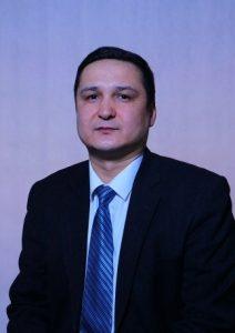 Alimov Nodir Yunusovich, dotsent