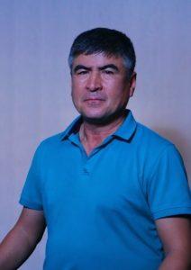 Raximov Mavlon Boymurodovich, o'qituvchi