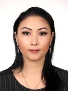 Erolova Gulirano Tursunovna, o'qituvchi