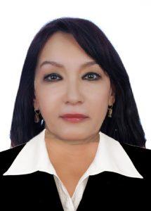 Axmedova N.R. -  San'atshunoslik fanlari doktori , professor
