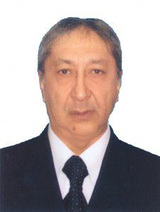 Xakimov A.A. – San'atshunoslik fanlari doktori, professor
