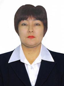 Akilova K.B. - San'atshunoslik fanlari doktori , professor