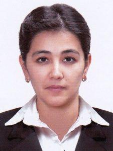 """Kultasheva N.D – """"Tasviriy san'at tarixi va nazariyasi""""  kafedrasi katta o'qituvchisi,  c.f.f.d (PhD)"""