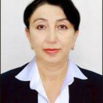 Abdukadirova Nargiza Abduraximovna – o'qituvchi