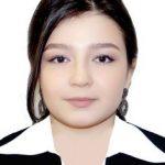 Karimova Sabina Amirqul qizi – o'qituvchi