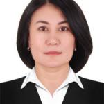 Abdukarimova Mashhura Abduraimovna– DSc, dotsent