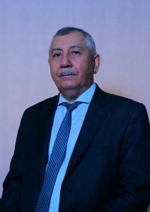 Abdullaxodjaev G'ayrat Tolipovich. Yuridik fanlar nomzodi, dotsent