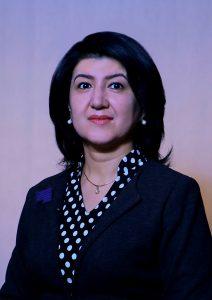 Djumaniyozova Dilfuza Kamolovna. F.D (PhD).
