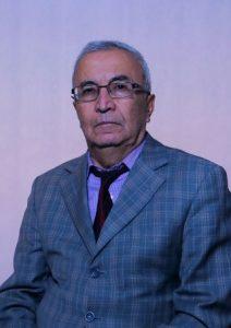 Inoyatov Qutlug' Hamdamovich. Tarix fanlari doktori, professor
