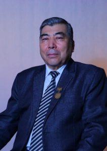 Raxmonali Xasanov , dotsent