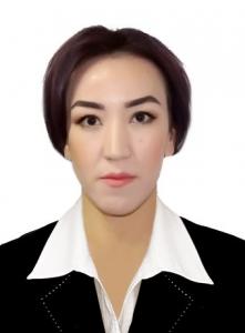 Fayazova Fazilat Shavkatovna, katta o'qituvchi